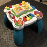 Leap Frog Toddler activity table