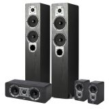 Jamo S 426 HCS 3 WENGE 5-Piece Home Theater System