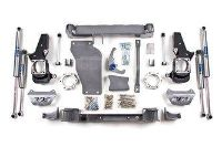 """Sell BDS 4.5"""" SUSPENSION LIFT KIT CHEVY SILVERADO GMC 2500HD SUBURBAN 2001-2010 4WD motorcycle in Fairfield, California, US, for US $1,749.99"""