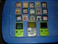 gameboys and 17 games
