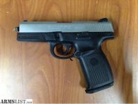 For Sale: Smith and Wesson SW40VE Pistol .40