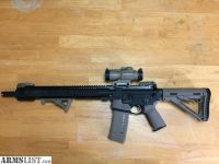 "For Sale: Palmetto State Armory PSA-15/AR-15 5.56/.223 Carbine w/ Midwest Industries FF 15"" handguard, MANY EXTRAS!!!"