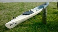 14Ft Perception Prism Kayak wextras ADDED CONTACT INFO