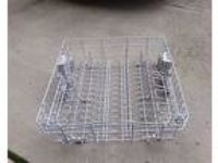 Wirlpool Dishwasher Upper Rack AP6013023 W/Height Adjusters