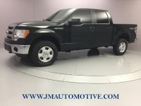 Used 2014 Ford F-150 4WD SuperCrew 145 XLT, 73,925 miles