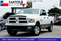 2009 Dodge Ram Pickup 1500 SLT 4x4 4dr Quad Cab 6.3 ft. SB