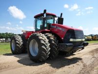 2013 Case IH Steiger 550HD Row Crop Tractor