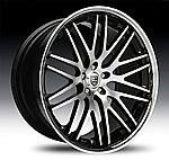 "Buy 20"" 22"" Lexani CVX-44 Black Chrome Nissan 350Z Honda Mittsubishi Staggerd Tires motorcycle in Victorville, California, US, for US $1,389.99"