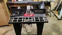 Craftsman Industrial Router Table W/1.5 HP Router