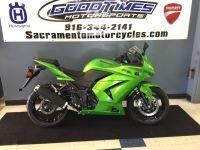 2012 Kawasaki Ninja 250R Sport Motorcycles Sacramento, CA