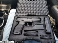 For Sale: Hk vp 9mm 600