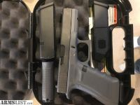For Sale: Glock 22 gray frame gen 4