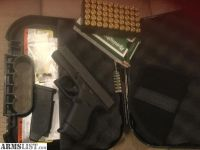 For Sale/Trade: LNIB Glock 43