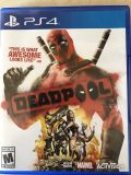 PS4 Deadpool game