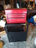 Tool Box with Stand