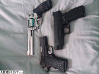 For Sale/Trade: Rossi 357 ati titan 45 Springfield xdm 9mm