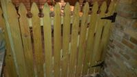 Patio, Porch, Yard custom Fencing (Baton Rouge)