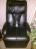 Massage chair, works great!! Firm on price.