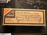 For Sale: New Aero Precision Stripped Upper