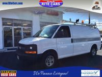 $9,999, WHITE 2008 Chevrolet Express Cargo $9,999.00 | Call: (888) 341-9795