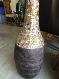 Rustic Gallery Mexican Pottery Decor Vase