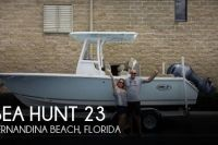 2017 Sea Hunt 225 Ultra