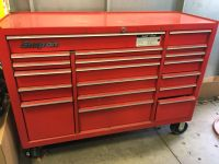 Negotiable...Large Snap On Tool Chest