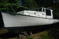 1962 Custom Built Eldridge-Mcinnis Tuna Boat