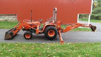 1996 Kubota B20 Hydrostatic 3pt hitch pto