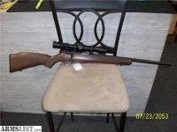 For Sale: Savage 93R17 Bull Barrel 17HMR 17 HMR Wood Stock