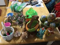 Lot of Easter items