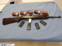 For Sale/Trade: WWII USGI M1 CARBINE, INLAND, OCTOBER 1944, SALE OR TRADE