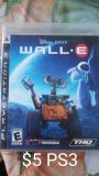 Wall E for PS3