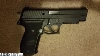For Sale/Trade: Sig Sauer P226 .40 SW Extras
