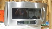 Free Broken Microwave - high dollar KitchenAid with Error code F7 -
