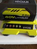 Like New 40v Ryobi Battery and Charger