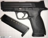 For Sale/Trade: Smith & Wesson M&P 40 S&W