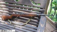 For Sale: original rifle.