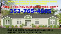 HOME AND LAND MODULAR HOMES ALL SIZES EASY FINANCE CALL US!