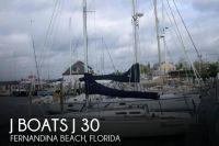 1985 J Boats J 30