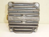 """Buy Vintage NOS Finned Aluminum 4"""" OBERG Tattle Tale Oil Filter Gasser SCTA Hot Rod motorcycle in Livonia, Michigan, United States, for US $199.99"""