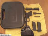 For Sale: Glock 43 with extras