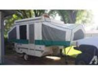 2004 Rockwood pop up Camper