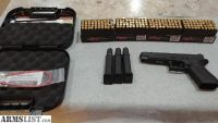 For Sale: Glock 34 + ammo + accessories