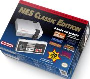 Nintendo Classic original modded with over 850 games plus accessories