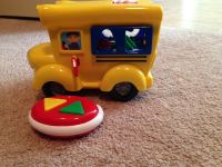 Remote Control School Bus and learning