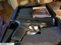 For Sale: Sig sauer p250 sub compact 9mm