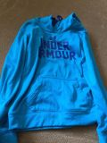 Under armour hoodie size S.