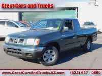2000 Nissan Frontier 2WD XE
