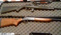 For Sale: Mossberg 22LR semi Auto + 20ga Partner shotgun